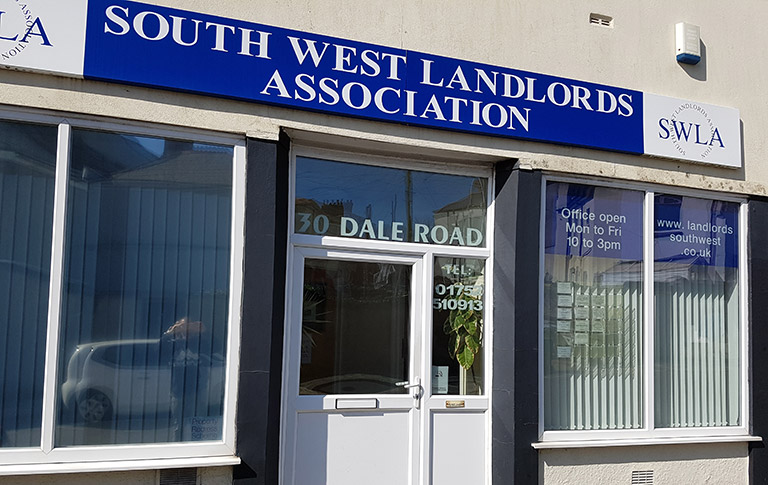 South West Landlords Association Offices